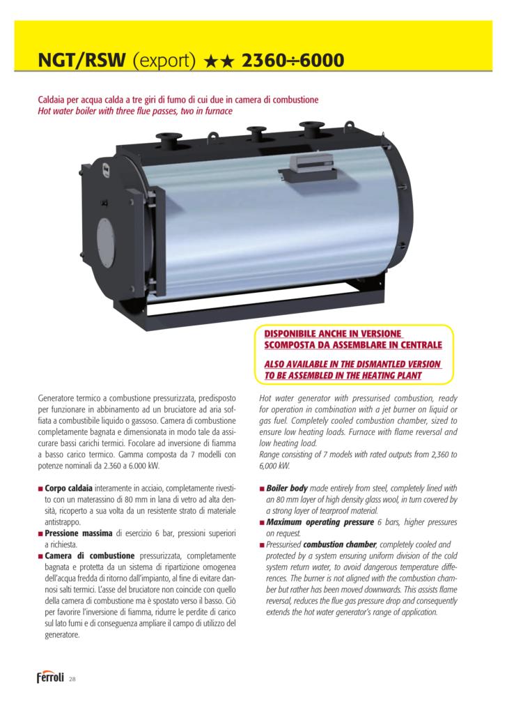 Mola Ad Acqua Jet.Product Catalog Arabtec Boiler